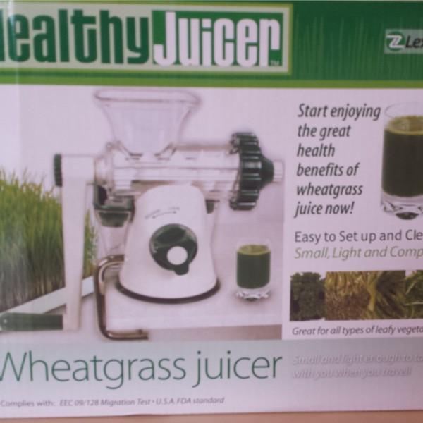 Lexen Healthy Juicer Review Juice it Upp!
